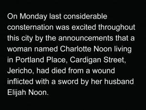 Murder (detail)