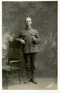 WWI Portraits: Inside, Outside