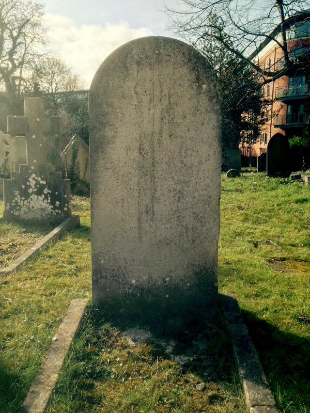 Thomas Noon's Grave