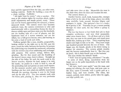 Heavy Water Sleep: Pages 4 & 5
